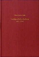 Cover-Bild zu Sozialgeschichte Serbiens von Calic, Marie-Janine