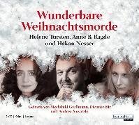 Cover-Bild zu Wunderbare Weihnachtsmorde (Audio Download) von Ragde, Anne B.