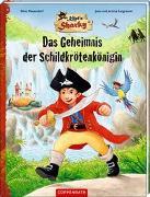 Cover-Bild zu Käpt'n Sharky - Das Geheimnis der Schildkrötenkönigin von Langreuter, Jutta