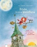 Cover-Bild zu Frida, die kleine Waldhexe - Donner, Blitz und Sonnenschein, ich will immer pünktlich sein von Dahle, Stefanie