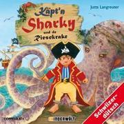 Cover-Bild zu Käpt'n Sharky und de Riesekrake von Langreuter, Jutta
