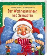 Cover-Bild zu Der Weihnachtsmann hat Schnupfen von Langreuter, Jutta