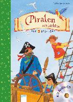 Cover-Bild zu Piratengeschichten für 3 Minuten von Langreuter, Jutta