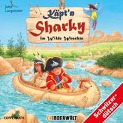 Cover-Bild zu Käpt'n Sharky im Wilde Weschte von Langreuter, Jutta