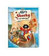 Cover-Bild zu Käpt'n Sharky 07 bei den Wikingern von Langreuter, Jutta