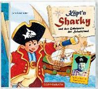 Cover-Bild zu Käpt'n Sharky und das Geheimnis der Schatzinsel von Langreuter, Jutta