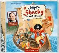 Cover-Bild zu Käpt'n Sharky bei den Wikingern von Langreuter, Jutta