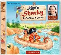 Cover-Bild zu Käpt'n Sharky im Wilden Westen von Langreuter, Jutta