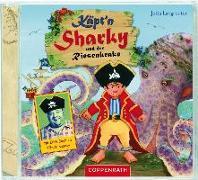 Cover-Bild zu Käpt'n Sharky und der Riesenkrake von Langreuter, Jutta