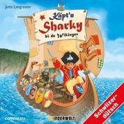 Cover-Bild zu Käpt'n Sharky bi de Wikinger von Langreuter, Jutta