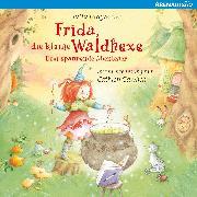 Cover-Bild zu Frida, die kleine Waldhexe - Drei spannende Abenteuer (Audio Download) von Langreuter, Jutta