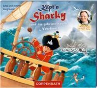 Cover-Bild zu Käpt'n Sharky und die geheimnisvolle Nebelinsel (CD) von Langreuter, Jutta