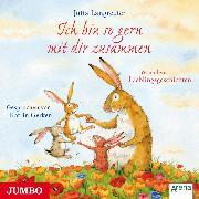 Cover-Bild zu Ich bin so gern mit dir zusammen & andere Lieblingsgeschichten (Audio Download) von Langreuter, Jutta