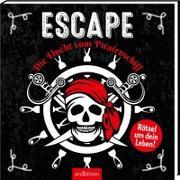 Cover-Bild zu Escape - Die Flucht vom Piratenschiff von Nieudan, Eric