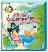 Cover-Bild zu Meine Kindergarten-Freunde (Pirat) von Kraushaar, Sabine (Illustr.)