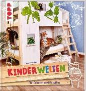 Cover-Bild zu KinderWelten von Guther, Claudia