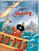 Cover-Bild zu Käpt'n Sharky und die geheimnisvolle Nebelinsel von Langreuter, Jutta