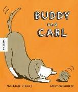 Cover-Bild zu Buddy und Carl von Fergus, Maureen
