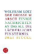 Cover-Bild zu Drei Stücke von Lotz, Wolfram