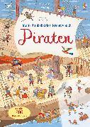 Cover-Bild zu Mein Rubbelbilder-Kreativbuch: Piraten von Jones, Rob Lloyd