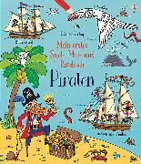 Cover-Bild zu Mein erstes Spiel-, Mal- und Ratebuch: Piraten von Gilpin, Rebecca