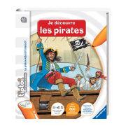 Cover-Bild zu Je découvre les pirates von Betz, Daniela (Illustr.)