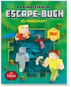 Cover-Bild zu Das inoffizielle Escape-Buch zu Minecraft von Bieber, Oliver