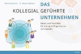 Cover-Bild zu Das kollegial geführte Unternehmen von Oestereich, Bernd