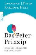 Cover-Bild zu Das Peter-Prinzip von Peter, Laurence J.