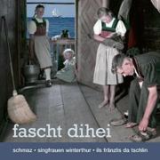Cover-Bild zu SCHMAZ (Sänger): fascht dihei