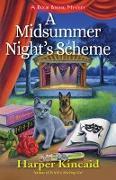 Cover-Bild zu Kincaid, Harper: A Midsummer Night's Scheme (eBook)