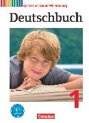 Cover-Bild zu Beck, Markus: Deutschbuch Gymnasium, Baden-Württemberg - Ausgabe 2012, Band 1: 5. Schuljahr, Schülerbuch