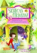 Cover-Bild zu Schloss Firlefanz 2: Drachenspuk und Rüsselschnupfen von Grimm, Sandra