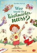 Cover-Bild zu Wer knackt die Weihnachtsnuss? von Spang, Markus