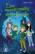 Cover-Bild zu Eine monstermäßig nette Familie von Harel, Maike