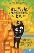 Cover-Bild zu Ein Fall für Katzendetektiv Ra, Das verschwundene Amulett von Greenfield, Amy