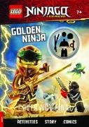 Cover-Bild zu LEGO® NINJAGO® - Die Mission des Goldenen Ninja