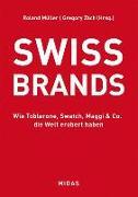 Cover-Bild zu Müller, Roland J.: SWISS BRANDS