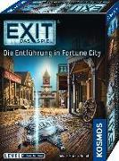 Cover-Bild zu EXIT - Die Entführung in Fortune City