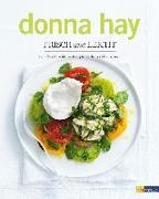 Cover-Bild zu Frisch und leicht von Hay, Donna