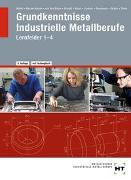 Cover-Bild zu Grundkenntnisse Industrielle Metallberufe von Becker-Kavan, Angelika