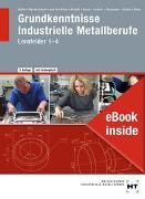 Cover-Bild zu eBook inside: Buch und eBook Grundkenntnisse Industrielle Metallberufe von Becker-Kavan, Angelika