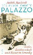 Cover-Bild zu Mackrell, Judith: Der unvollendete Palazzo (eBook)