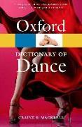 Cover-Bild zu Craine, Debra (Chief Dance critic of The Times): The Oxford Dictionary of Dance