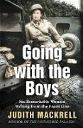 Cover-Bild zu Mackrell, Judith: Going With The Boys (eBook)