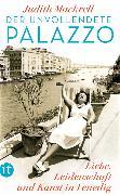 Cover-Bild zu Mackrell, Judith: Der unvollendete Palazzo