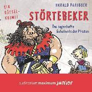 Cover-Bild zu Parigger, Harald: Störtebeker - Das sagenhafte Geheimnis der Piraten - Ein Rätselkrimi (Ungekürzt) (Audio Download)