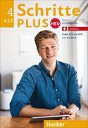 Cover-Bild zu Schritte plus Neu 4. A2.2. Medienpaket. Schweiz
