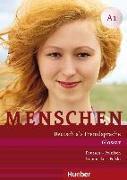 Cover-Bild zu Menschen A1. Glossar Deutsch-Polnisch von Niebisch, Daniela