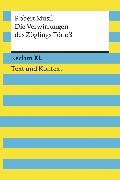 Cover-Bild zu Musil, Robert: Die Verwirrungen des Zöglings Törleß (eBook)